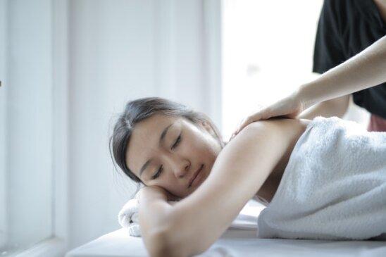 Body Massage Myth
