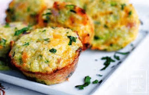 Quinoa Egg bites
