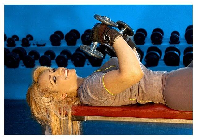 Women Weight Exercise