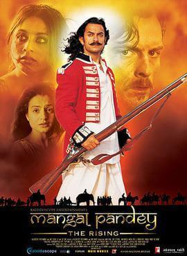 Mangal Pandey- The Rising Movie